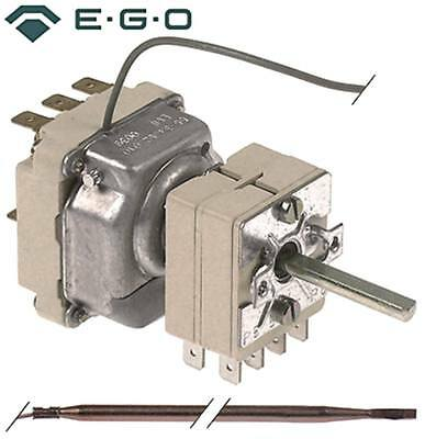 Ego 55.34652.010 Thermostat for Fryer Palux 503010,503150,517887,637564