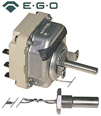 Ego 55.34032.839, 55.34032.834 Thermostat for Fryer Ambach Gf-40 3-pin