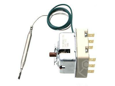 Ego 55.32549.050, 55.32542.130 Safety Thermostat for Fryer 3x87mm 600mm