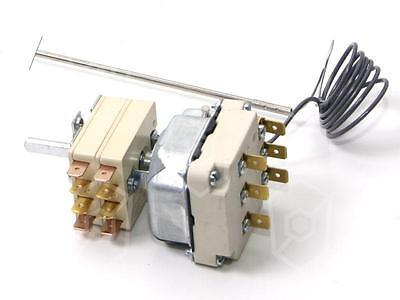 Ego 55.34639.010 Thermostat for Fryer Palux 602280,601004,601209,601403