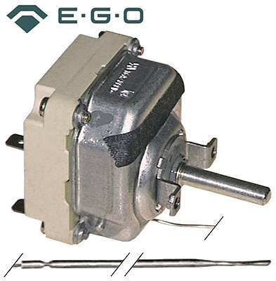 Ego 55.34093.800 Thermostat for Pizza Oven Pizza Baby 2/50 3x228mm 3x23mm