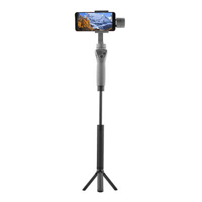 Metal Extension Stick Tripod Telescopic Pole Monopod Holder For DJI Osmo Mobile2