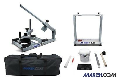 Tire Changer EVO1, Wheel Balancer, Starterpackage Motorcycle, Bag - max2h.com