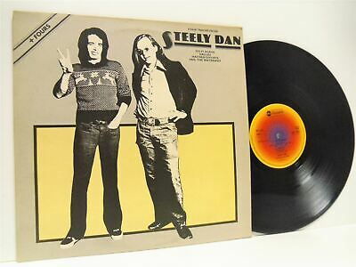STEELY DAN four tracks from 12 INCH EX/VG+, ABE 12003, vinyl, classic rock, 1977