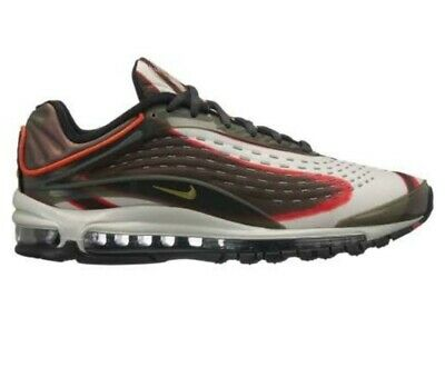 2c911cf73a Nike Men's Air Max Deluxe 2018 Sequoia Running Shoes Olive AJ7831-300 MSRP  $180.