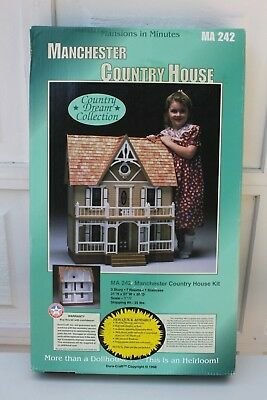 "Corner Post matches Dura Craft S5-2 36/"" long 1 pc  dollhouse"