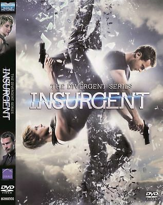 DVD NUOVO SIGILLATO FILM Insurgent - The Divergent Series  versione italiana