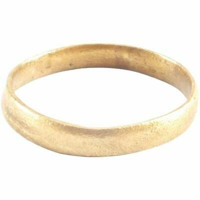 ANCIENT VIKING RING C.900-1000 AD Size 11. 20.8mm
