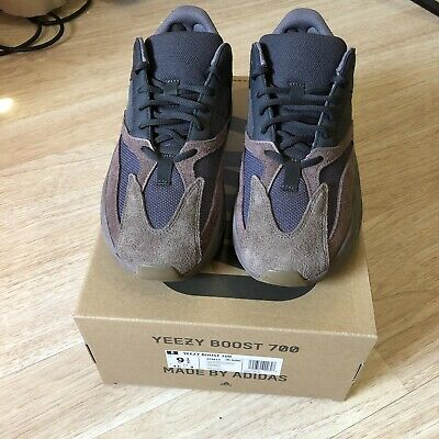 37a64c92e Adidas Yeezy Boost Wave Runner 700 Mauve EE9614 US Men s Size 9.5