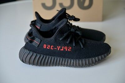 Adidas Yeezy Boost 350 V2 BlackRed Bred
