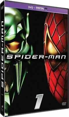 [DVD] Spider-Man 1 [Tobey Maguire, Willem Dafoe, Kirsten Dunst] NEUF cellophané