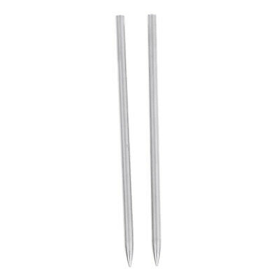2 Pcs Stainless Steel Paracord Fid Lacing Needles for Paracord Bracelet 2mm