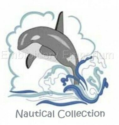 Nautical Collection 19 - Machine Embroidery Designs On Cd Or Usb
