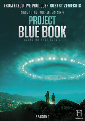 Project Blue Book - 2 DISC SET (DVD New)