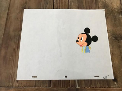 Walt Disney Mickey Mouse - animation cel