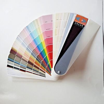 Benjamin Moore Paint Color Preview Wheel Fan book 1240 Swatches Chips with Index