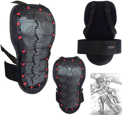 Back Protector Spine Guard Motorcycle Motorbike Skiing Skating Snowboard Armour