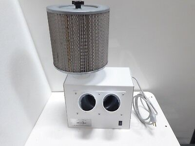 Extract-All S-9811-2B Bench Top Fume Extractor Nice Unit Clean!!  #1