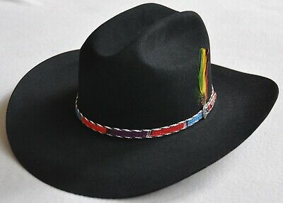 52baa8deb6fb1 STETSON HAT PIN Cowboy Vintage Cowgirl Western Stetson s Texas Rodeo ...