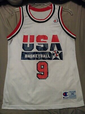 half off 16048 18820 NWT THROWBACK MICHAEL Jordan 1992 USA Dream Team Summer ...