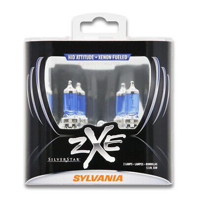 Sylvania SilverStar zXe Low Beam Headlight Bulb for Oldsmobile Cutlass mp
