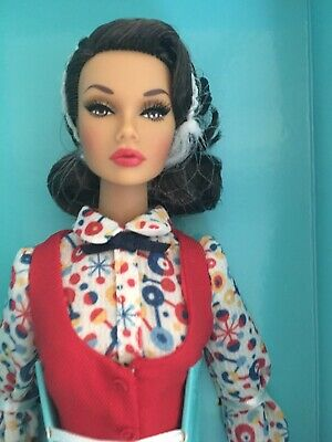 NRFB Co-Ed Cutie Poppy Parker City Sweetheart Collection #PP139 Fashion Royalty!