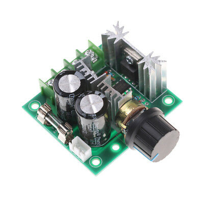 12V-40V 10A Modulator PWM DC Motor Speed Control Switch Controlle Lc