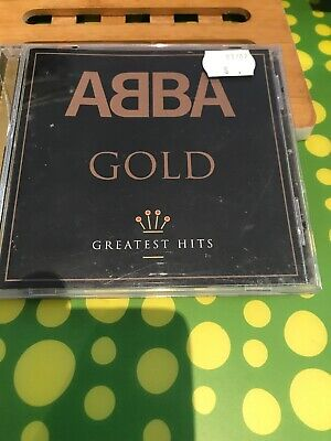 Abba Gold Greatest Hits Cd Disc Vgc