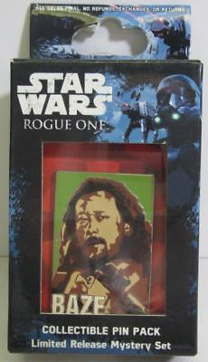 NIB Disney Parks Star Wars Rogue One Unopened Reveal Conceal LR Mystery Pin Box