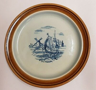 Vintage Johnson Bros Table Plus Amsterdam Side Plate c1979-82 Made In England