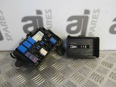suzuki alto sz3 1 0 petrol gl 2010 under dashboard fuse box 36717-68k00