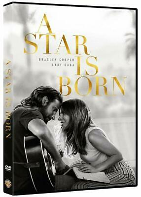 A Star Is Born Film DVD Avec Bradley Cooper Lady Gaga Neuf Sous Blister Romance