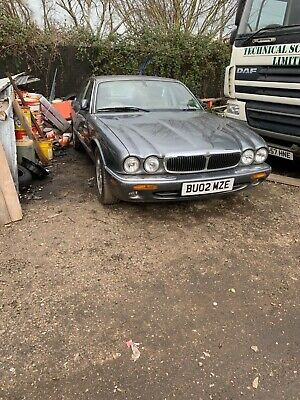 Jaguar 95000 miles from new
