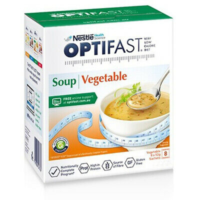 Optifast Vegetable Soup 54g x 9