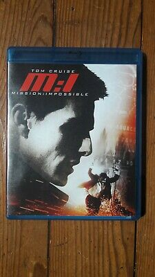 Blu-Ray - Mission Impossible 1 - MULTI/TRUEVF