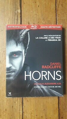 Blu-Ray - Horns - MULTI/TRUEVF