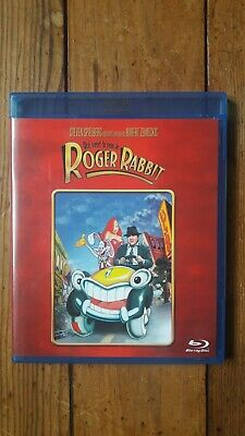 Blu-Ray - Roger Rabbit - MULTI/TRUEVF