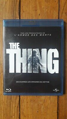 Blu-Ray - The Thing - MULTI/TRUEVF