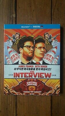 Blu-Ray - The Interview - MULTI/TRUEVF