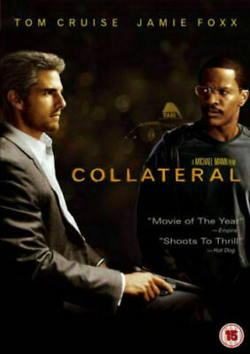 Collateral (DVD, 2005) As New & Sealed Jamie Foxx, Tom Cruise, Bruce McGill, Pet