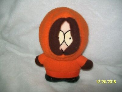 """South Park Plush 6"""" Character Kenny 1998 6 Inch"""