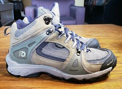 50cecdc7e4f DUNHAM WAFFLE STOMPER Ankle High Hiking Vibram Dryworks Waterproof Boot  Size 8