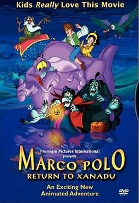 Marco Polo - Return to Xanadu (Snapcase) New DVD