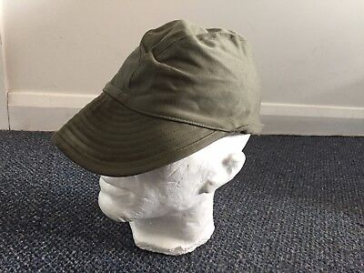 GENUINE AUTHENTIC FRENCH F1 Hat Cap Army Surplus Military Size 58
