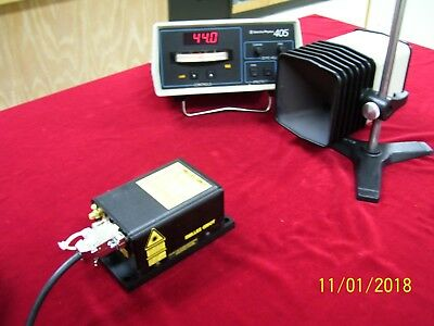 Melles Griot 782nm Diode laser for Spectroscopy / Raman Microscope use. TEM 00 !