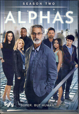 Alphas - Season 2 (Keepcase) New DVD