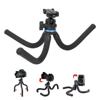 Flexible Tripod Mini Portable Octopus Stand Max Load 3kg For Cameras Smartphone