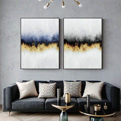 Abstract Canvas Poster Nordic Style Minimalist Wall Art Print Decorative Picture
