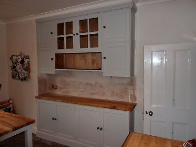 Bespoke Solid Wood Kitchens, Islands, Dressers, Belfast Sink Units Made To Order