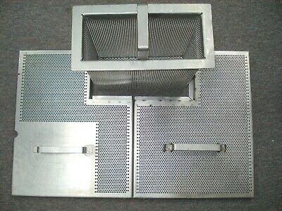 Hobart Dishwasher  C44A  wash tank strainer basket and screen set.